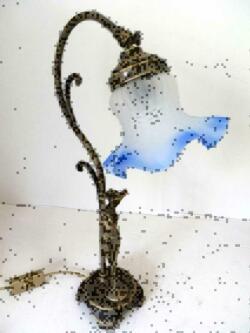 Illuminazione lampade da tavolo for Arredo casa guardiagrele
