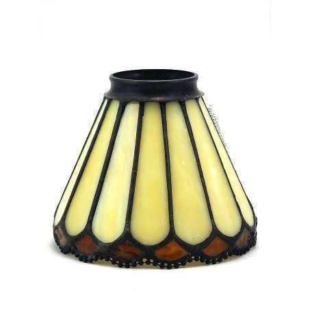 Paralume in vetro stile Tiffany di ricambio per lampade e