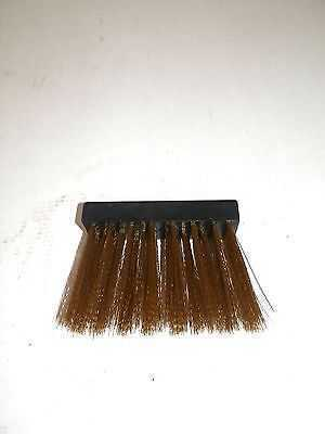 Scopino Spazzola di ricambio in filo di ottone per accessori attrezzi camino