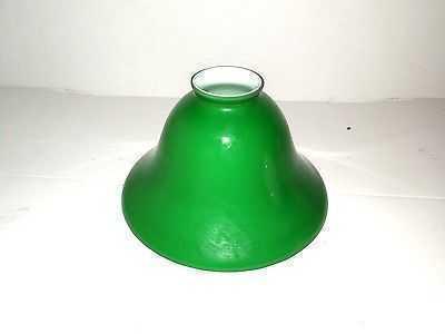 Lampada Ufficio Verde : Paralume di ricambio in vetro verde per lampade ministeriali