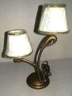 Illuminazione Da Interno Ottone Classico Lampade Da Tavolo